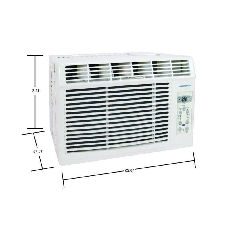 5,000 115-Volt Window-Mounted Air Conditioner Me