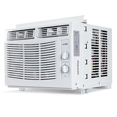 DELLA Air AC Cool 115-Volt FT Energy Saving with Mechanical Controls