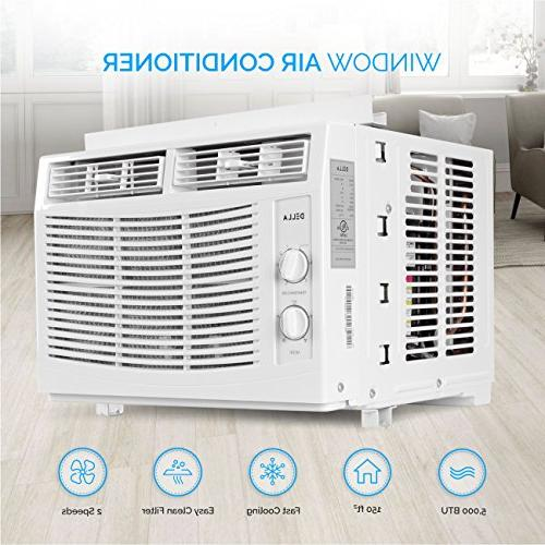 Air Conditioner Unit Cool FT Energy Mechanical Controls