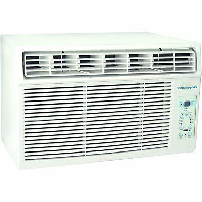 8000 btu compact window mounted air conditioner