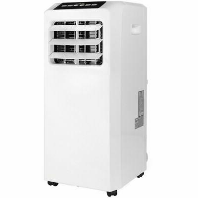 portable air conditioner and dehumidifier w window