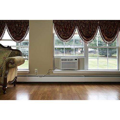Emerson 8000 115V, Window Air with Remote Control with Smart Wi-Fi