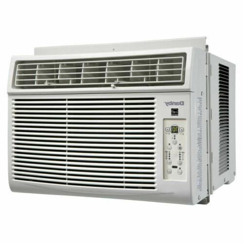 8000btu window air conditioner cools up to