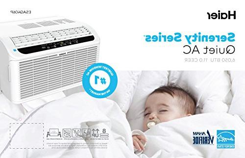Haier 6050 Window Air with Remote Control