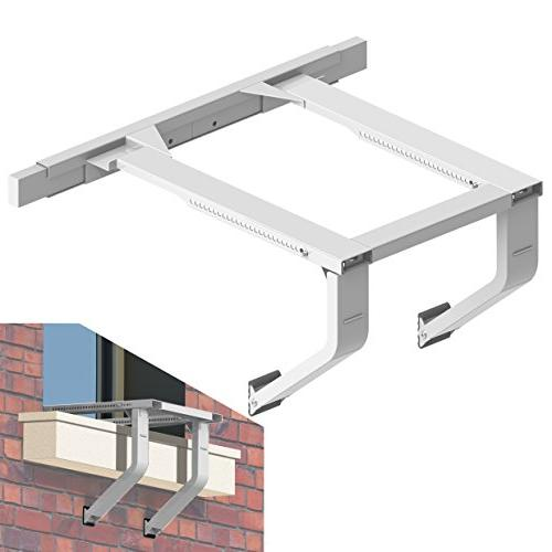 ac window air conditioner support