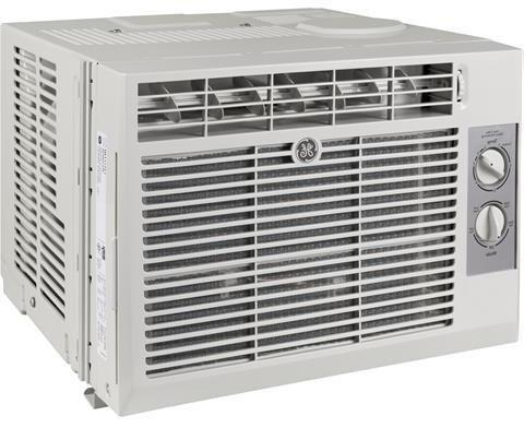 GE Air with 5000 Cooling BTU Cool Gray