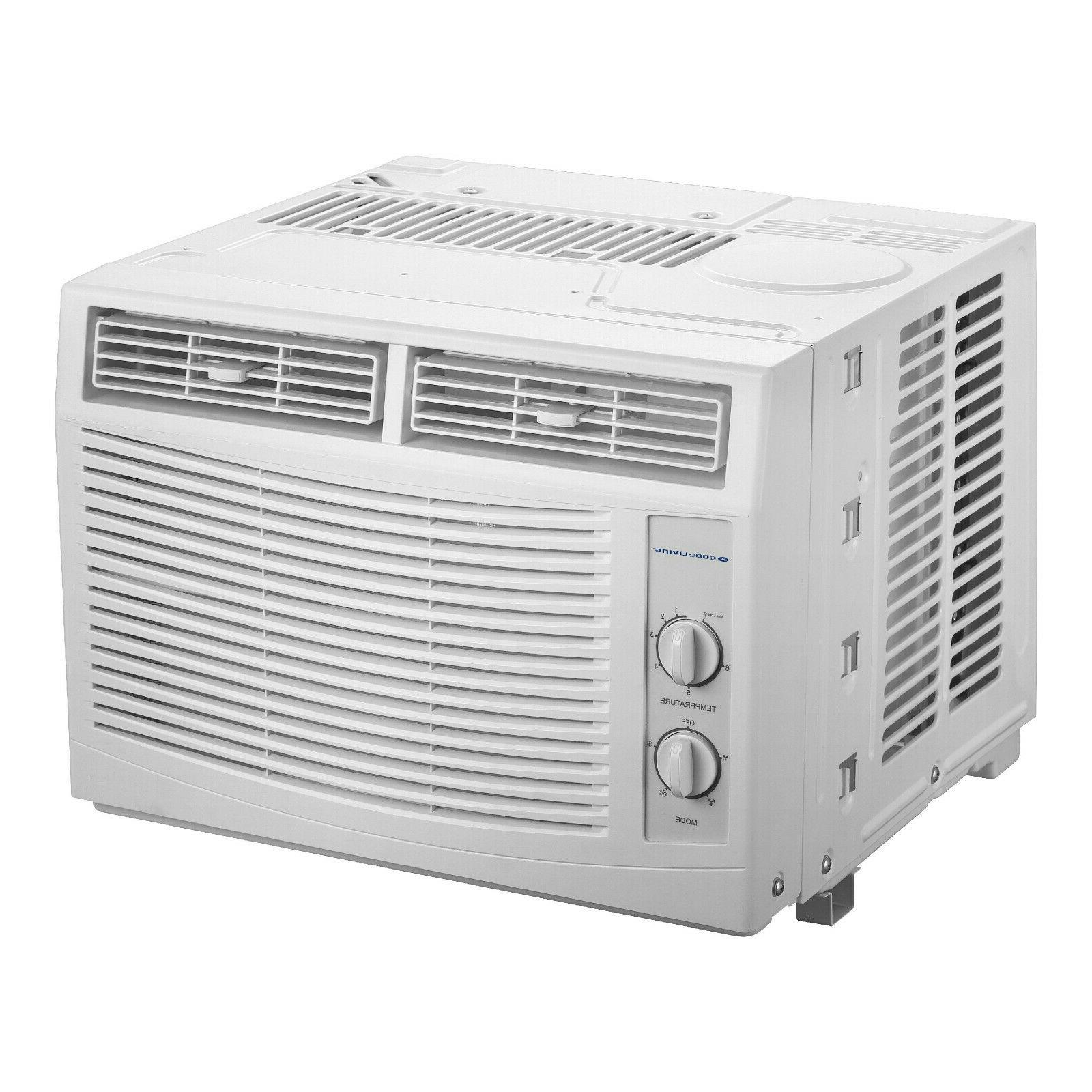 Bedroom Window AC Air Conditioner Compact Installation Kit