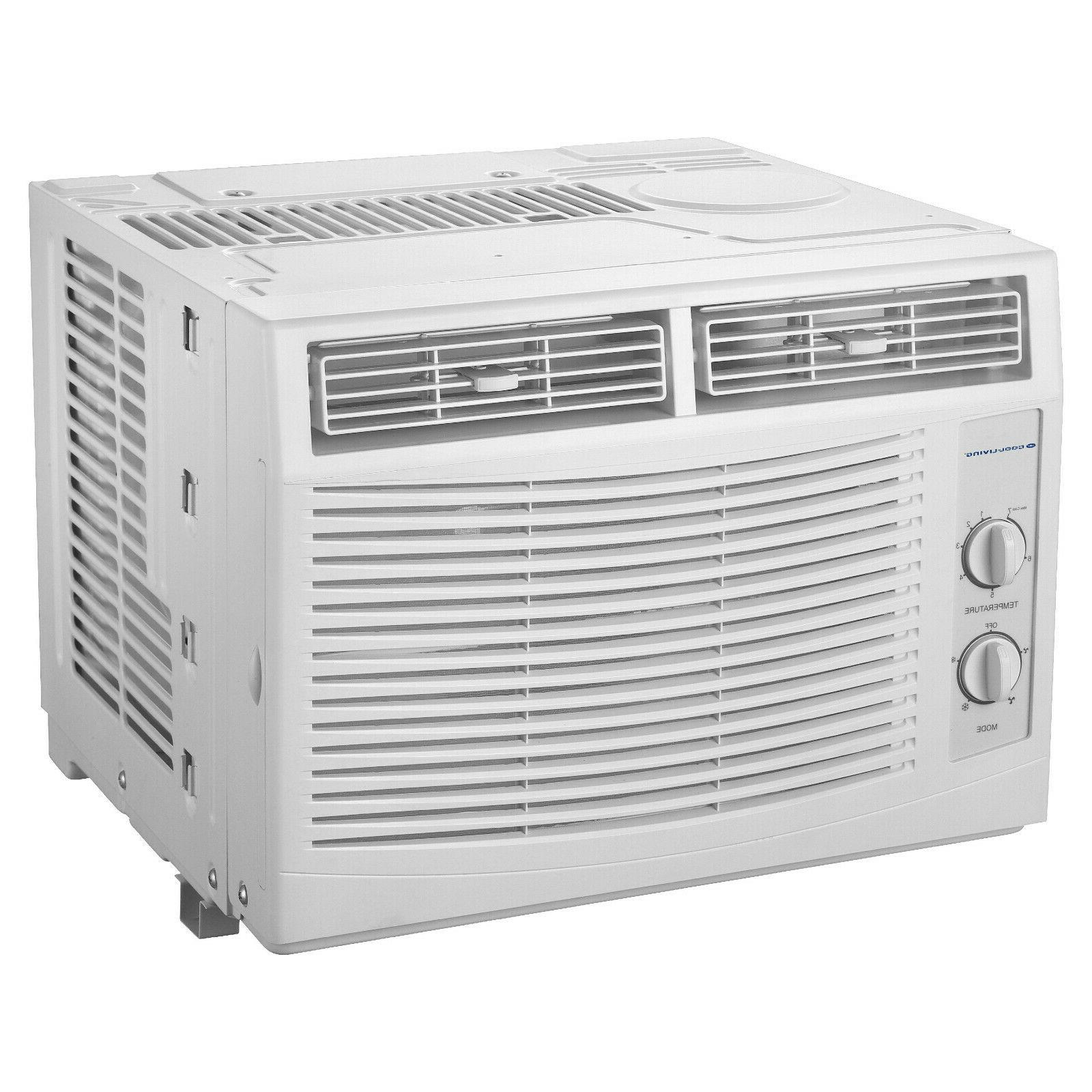 Bedroom AC Air Conditioner 5000 Compact 115V w Kit