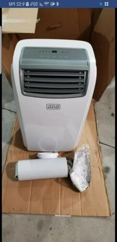 BLACK+DECKER BPACT12WT - 12000 BTU - Portable Air Conditione