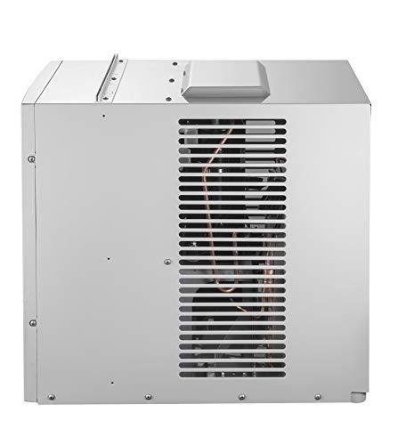 Koldfront CAC8000W 8000 115V Air Conditioner with Dehumidifier and Control