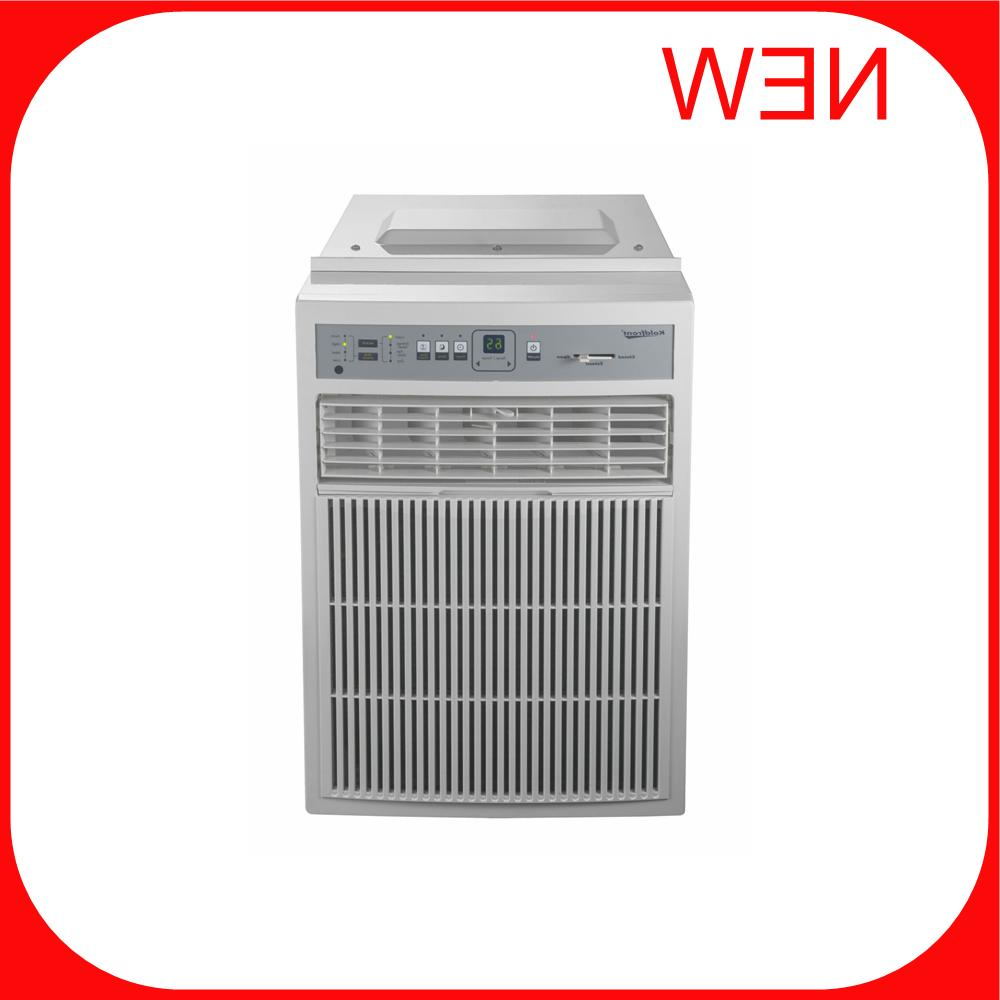 Koldfront CAC8000W 8000 115V Air Conditioner with Dehumidifier Control