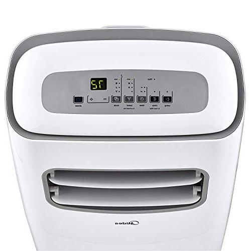 Midea with BTU - for up 550 Feet