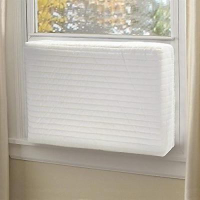 Indoor Air Conditioner Cover Double Insulation Wind Block Sm