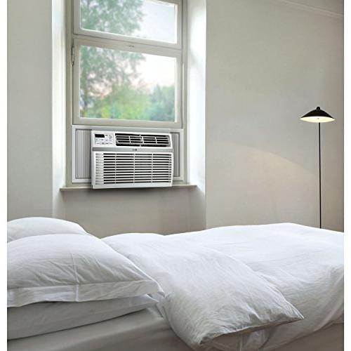 LG 10,000 115V Window-mounted with Remote Control
