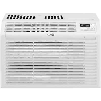 LG LW6017R 6,000 BTU Window Air Conditioner  - White