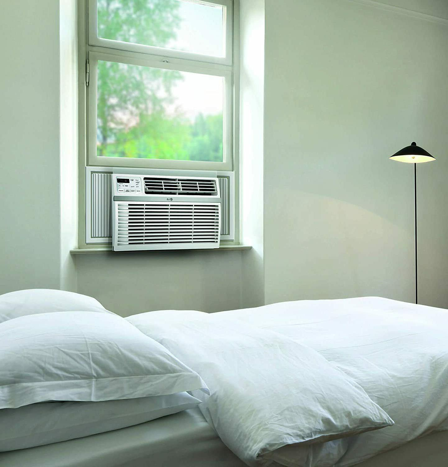 LW8016ER 115V Window-Mounted Remote Control Air Conditioner,