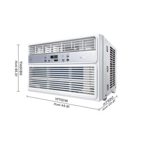 MIDEA MAW08R1BWT Window Conditioner BTU Easycool up