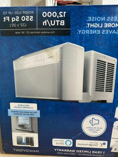 midea u inverter window air conditioner 12