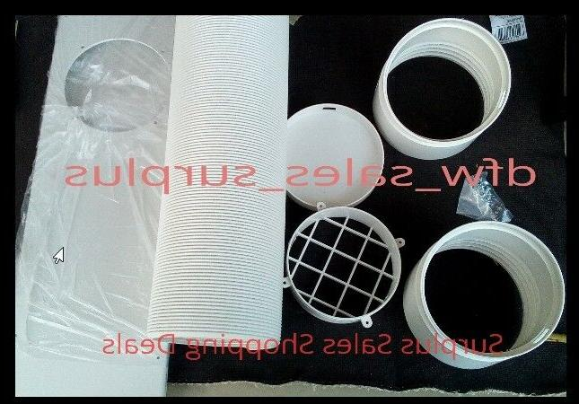 NEW Genuine Haier Duct Vent Exhaust for Portable OEM