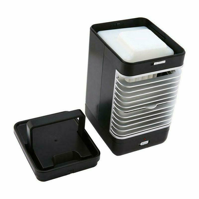Portable Mini Air Conditioner Personal Cooling Fans Bedroom Air Cooler US