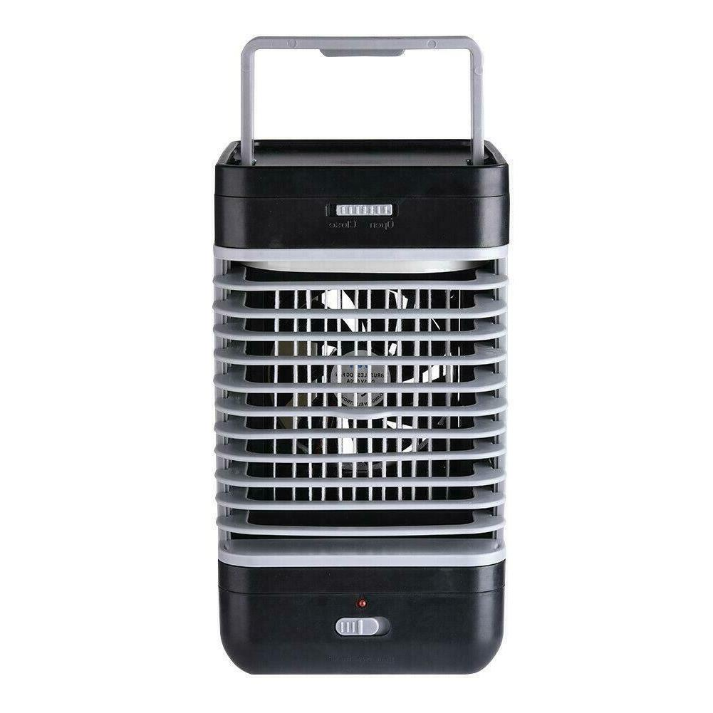 Portable Mini AC Air Conditioner Personal Fans Bedroom Cooler US