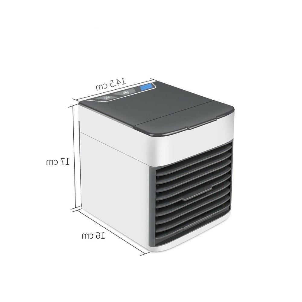 Portable Mini Cooler 7 Colors USB Personal Air Cooler