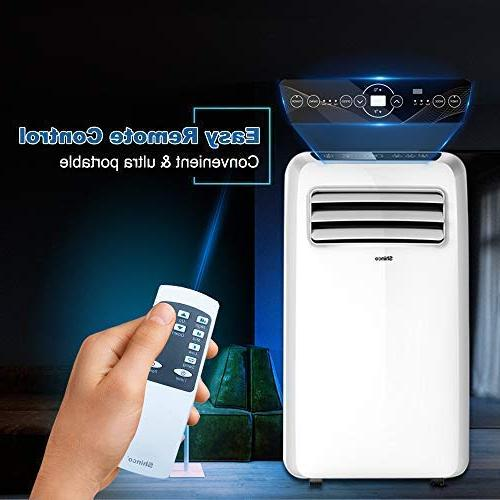 Portable Air Fan Functions,Rooms sq.ft,