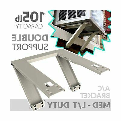 universal window ac support