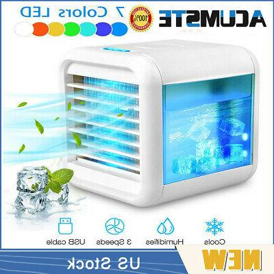 US Conditioner Fan Humidifier Artic Office