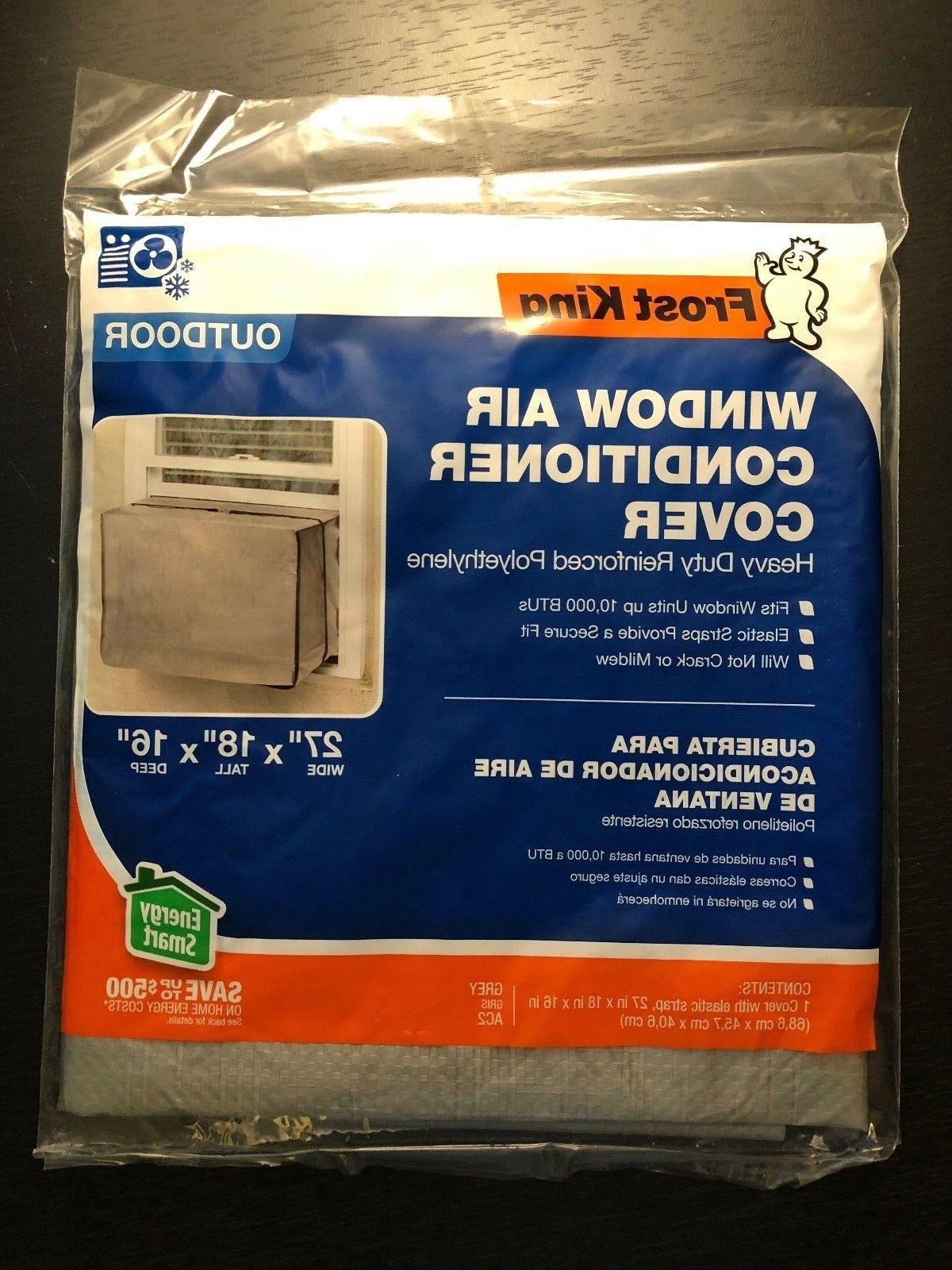 vinyl outside window air conditioner