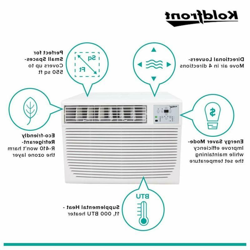 Koldfront Wac12001W 208/230V Window Conditioner