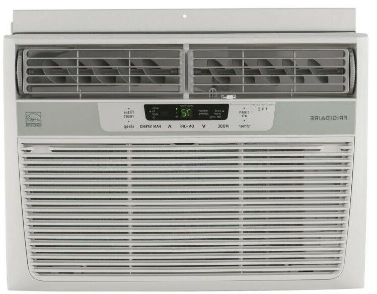 window air conditioner compact 12000 btu remote