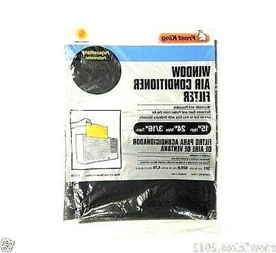 window air conditioner filter universal washable a