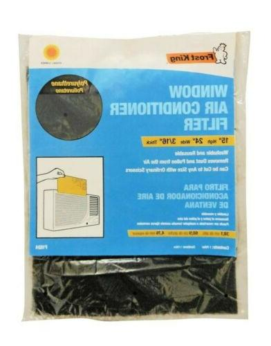 Window Air Filter Universal to Size