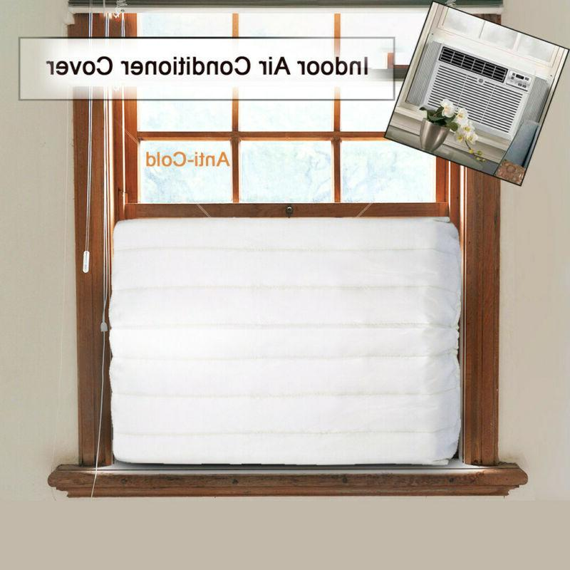 durable window indoor air conditioner cover