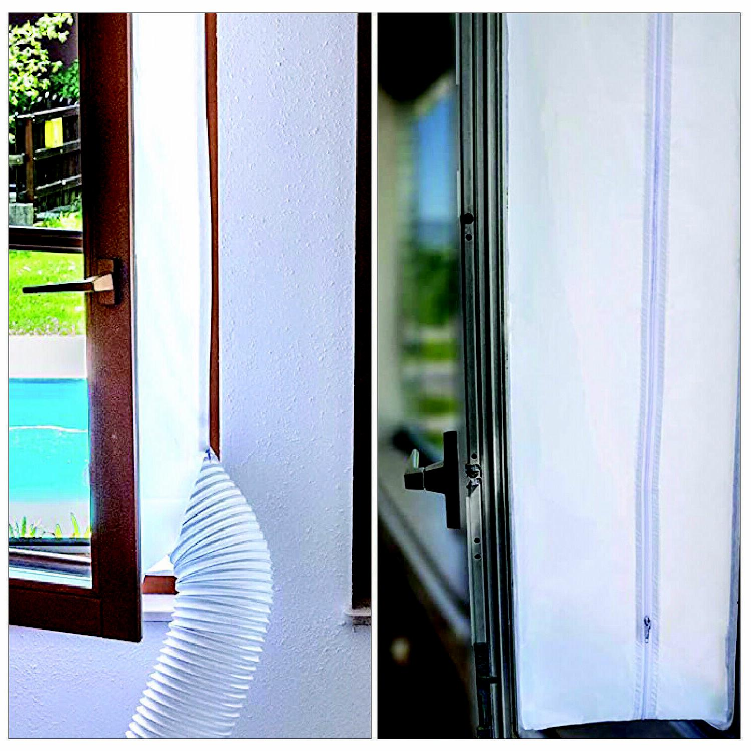 Window Portable for Tumble Dryer
