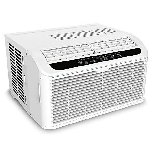 Quiet Window Haier ESAQ406T-H 115V with Control, & Sleep Includes 3 Speeds 4 modes to
