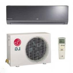 LG LA090HSV2 Ductless Air Conditioner, 19 SEER Single-Zone W