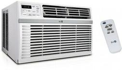 LG LW1016ER Window Air Conditioner with Remote, 10,000 BTU C
