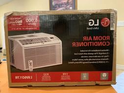 LG LW6017R 6000 BTU Window Air Conditioner With Remote 260 S