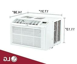 LG LW6017R 6000 BTU Window Air Conditioner - White