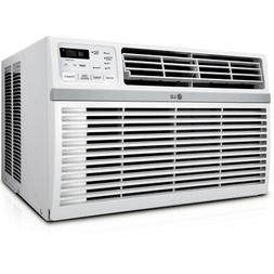 LG LW8016ER 8,000 BTU 115V Window-Mounted Air Conditioner wi