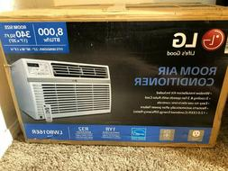 LG LW8016ER 8,000 Cooling Capacity  Window Air Conditioner B