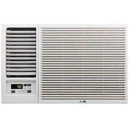 LW8016HR  LG 8,000 BTU Window Air Conditioner with Heat - Wh