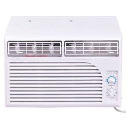 Mini Cooler 115V Window-Mounted Air Conditioner w/ Mechanica