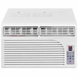 new 6k btu white compact 115v window
