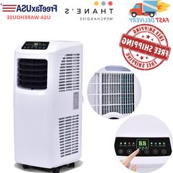 Rapid Cooling Fan Portable 10000 BTU AC Window Air Condition