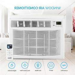 Remote Control 12000 BTUs Window Mounted Air Conditioner 550