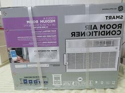 GE Smart Wifi 550-sq ft Window Air Conditioner 115-Volt 1200