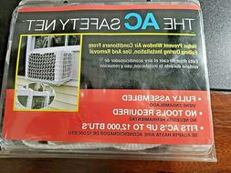 the window air conditioner safety net